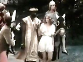 Exotic Lesbo, Retro Orgy Scene
