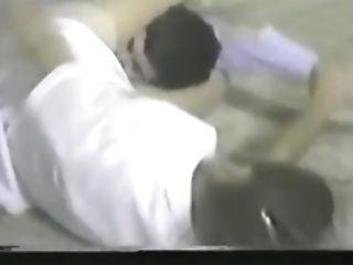 Nurse Fights Masculine