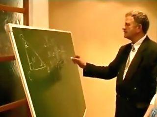The Senior Schoolteacher Of Mathematics (utter Flick In Comment)