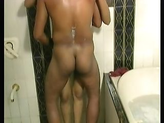 Youthful Indian Desi Teenager Takes A Bathroom