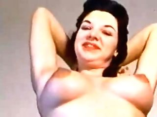 Antique Stripper Allison Sanborn