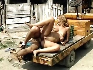 Exotic Outdoor, Natural Tits Pornography Movie