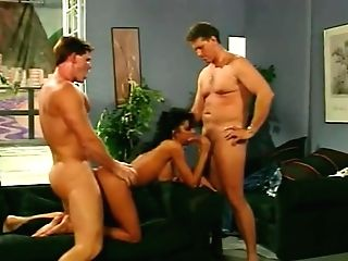 Anna Malle, Hank Armstrong, Frank Towers From Smooching Kaylan(1995)
