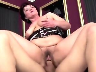 Hairy Matures Gets Assfucked And Internal Ejaculation