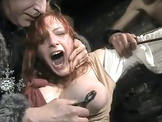 Fabulous First-timer Ginger-haired, Antique Xxx Vid