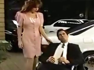 Old School Fuck In Car Showroom 1995