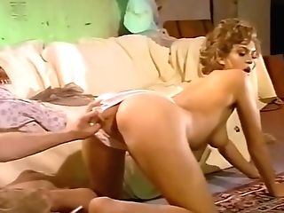 Retro Classical - Satin Panty Banana Have Fun