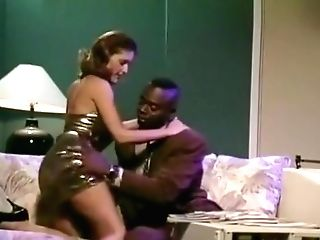 Interracial Ass-fuck Old-school Porno Movie