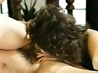 Exotic Porn Industry Stars Christy Canyon And Nicole West In Horny Hairy, Brown-haired Adult Clip