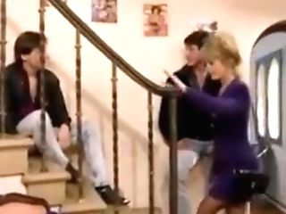 Cougar Hard-core Stairs Casting