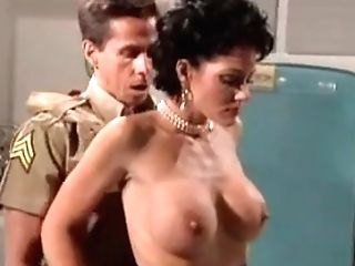 Jenna Fine & Peter North - - Army Man Fucks Commander's Wifey